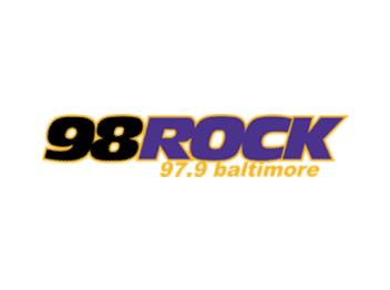 98Rock logo