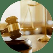 Legal mallet
